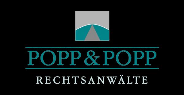Rechtsanwalt Kanzlei Popp&Popp Pfarrkirchen